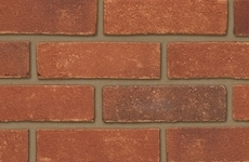 Ibstock Audley Red Mixture Stock 65mm Sandfaced Bricks