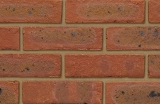 Ibstock Lambourn Orange Multi Stock 65mm Sandfaced Bricks