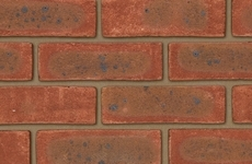 Ibstock Weston Red Multi Stock 65mm Sandfaced Bricks