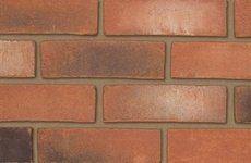 Ibstock Betley Cottage Blend 65mm Sandfaced Bricks