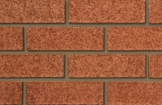 Ibstock Ravenhead Red Rustic 65mm Dragfaced Bricks