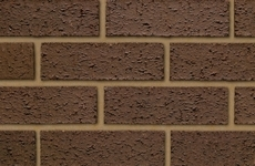 Ibstock Bracken Brown Rustic 65mm Dragfaced Bricks