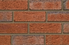 Ibstock Oakleigh Red Blend 65mm Rolled Bricks
