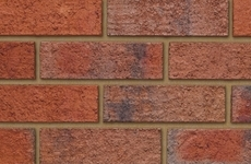 Ibstock Calderstone Claret 65mm Dragfaced Bricks