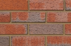 Ibstock Roughdales Red Multi Rustic 65mm Dragfaced Bricks