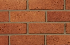 Ibstock Handmade Light Red 65mm Sandfaced Bricks