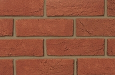 Ibstock Swanage Handmade Restoration Red 65mm Sandcreased Bricks