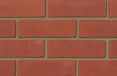 Ibstock Leicester Red Stock 65mm Sandfaced Bricks