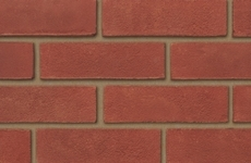 Ibstock Dorset Red Stock 65mm Sandfaced Bricks