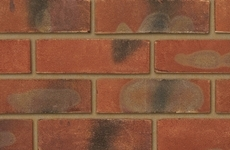Ibstock Leicester Weathered Multi 65mm Sandfaced Bricks
