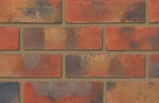 Ibstock Leicester Autumn Multi 65mm Sandfaced Bricks