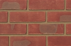 Ibstock Dorset Multi Red Stock 65mm Sandfaced Bricks