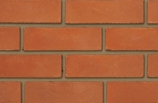 Ibstock Leicester Orange Stock 65mm Sandfaced Bricks