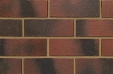 Ibstock Ruskin Red 73mm Smooth Bricks