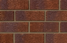 Ibstock Anglian Red Multi Rustic 73mm Rustic Bricks