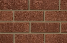 Ibstock Anglian Red Rustic 73mm Rustic Bricks
