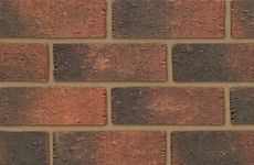 Ibstock Anglian Ruskin Multi 73mm Rustic Bricks