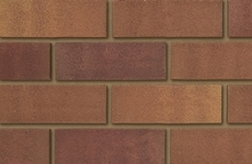 Ibstock Tradesman Heather 73mm Sandfaced Bricks