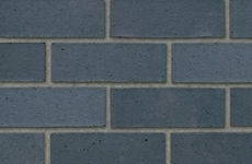 Ibstock Staffordshire Slate Blue Smooth 73mm Smooth Bricks