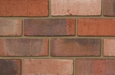 Ibstock Beamish Blend 73mm Distressed Bricks
