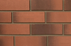 Ibstock Callerton Weathered Red 73mm Smooth Bricks
