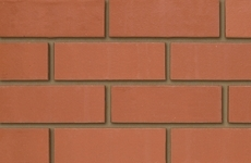 Ibstock Ravenhead Red Smooth 73mm Smooth Bricks