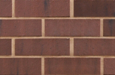 Carlton Burndon Weathered Red 73mm Smooth Bricks