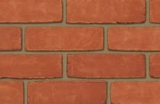 Ibstock Laybrook Imperial Red Stock 68mm Sandfaced Bricks