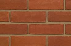 Ibstock Swanage Imperial Red Stock 68mm Sandfaced Bricks