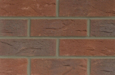 Forterra Clumber Red Mixture 65mm Sandfaced Bricks
