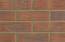 Forterra Sherwood Red 65mm Sandfaced Bricks