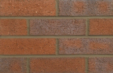 Hanson Dark Multi Rustic 73mm Rustic Bricks