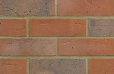 Forterra Old English Rose Rustic 65mm Sandfaced Bricks
