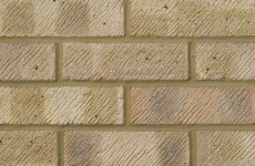 Forterra LBC Brecken Grey 65mm Rustic Bricks