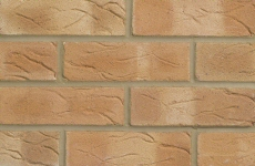 Forterra LBC Honey Buff 65mm Sandcreased Bricks