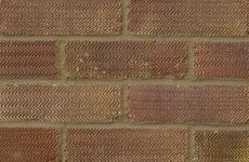 Forterra LBC Rustic Antique 73mm Rolled Bricks