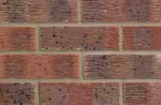 Forterra LBC Claydon Red Multi 65mm Rustic Bricks