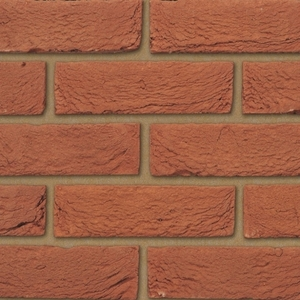 Ibstock Bradgate Red 65mm brick