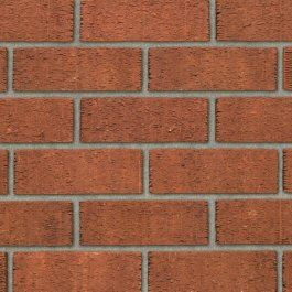 Ibstock Anglian Red Rustic 65mm Red Rustic Brick