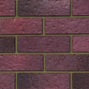 Ibstock Mercia Antique 65mm Red Multi Rolled Brick