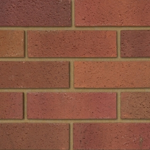 Ibstock Tradesman Multi Red Sandfaced 65mm Brick