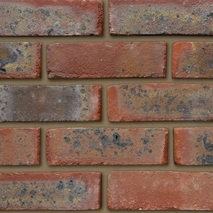 Ibstock West Hoathly Medium Multi Stock 65mm brick