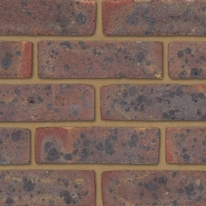 Ibstock West Hoathly Dark Multi Stock 65mm brick