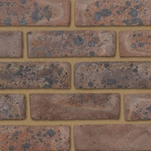 Ibstock West Hoathly Kingscote Grey Multi 65mm brick