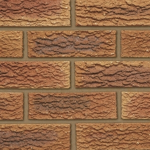 Ibstock Cavendish Dorket Honeygold 65mm Buff Rustic Brick