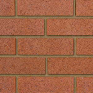 Ibstock Mercia Orange 65mm Red Rolled Brick