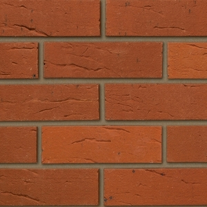 Ibstock Surrey County Red 65mm Red Rolled Brick