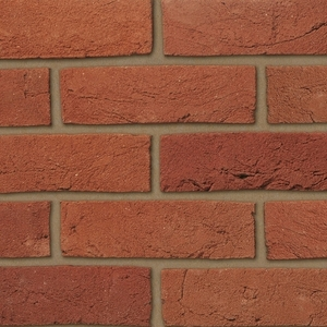 Ibstock Swanage Handmade Heather Red 65mm brick