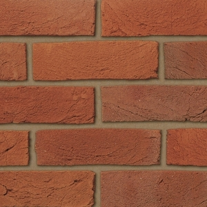 Ibstock Swanage Handmade Light Red Multi 65mm brick