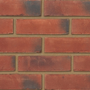 Ibstock Leicester Weathered Red 65mm brick
